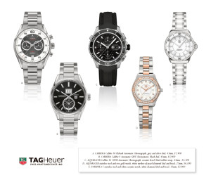 Tag Heuer* – TG