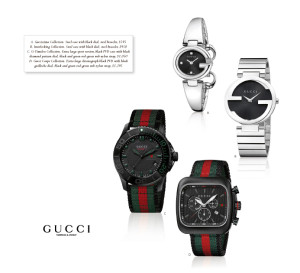 Gucci Watches – GU