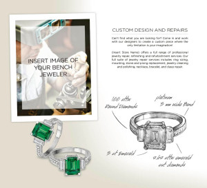 Custom Jewelry – CJP