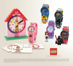 Lego Watches – LEG