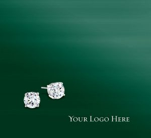 11 – Diamond Earrings