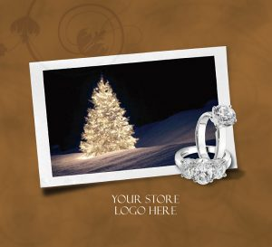 9 – Holiday Rings Dark