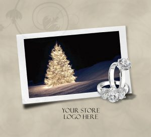 9 – Holiday Rings Light