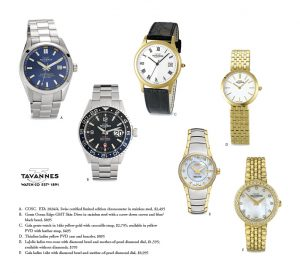 Tavannes Watch  –  TAV