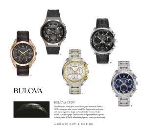 Bulova* – BUL