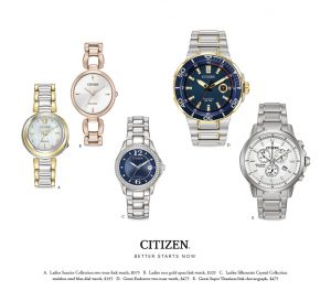 Citizen Watch*  –  CZ