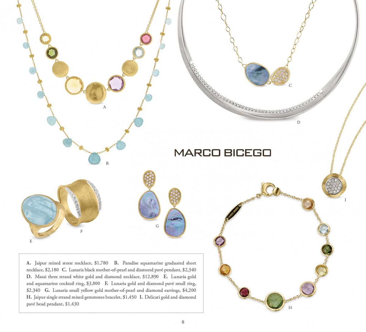Marco Bicego | Harmon Catalog