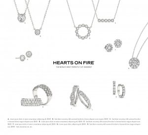Hearts On Fire* – HF