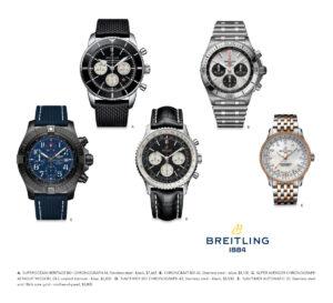 Breitling*  –  BT