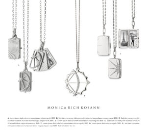 Monica Rich Kosann*  – MRK2