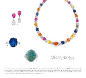 Oscar Heyman  –  OH