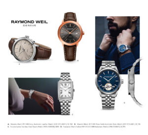 Raymond Weil* – WE