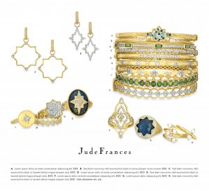 Jude Frances* –  JF